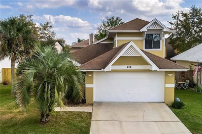 419 E Springtree Way, Lake Mary, FL 32746 - MLS#: O5564575