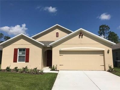 316 Tanglewood Drive, Davenport, FL 33896 - MLS#: O5565271