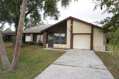 709 Wood Lane, Poinciana, FL 34759 - MLS#: O5565481