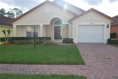 165 Robin Road, Davenport, FL 33896 - MLS#: O5565485