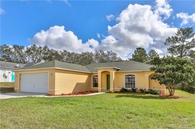 3450 Charmwood Avenue, Spring Hill, FL 34609 - MLS#: O5565682