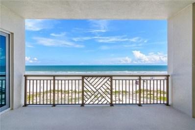 807 S Atlantic Avenue UNIT 302, New Smyrna Beach, FL 32169 - MLS#: O5566074