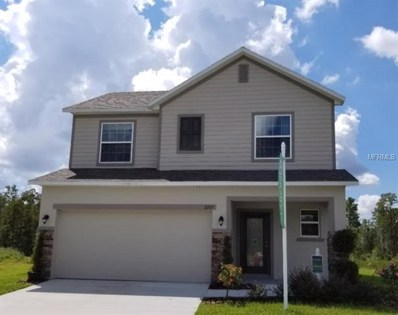 2209 Red Rock Court, Kissimmee, FL 34746 - #: O5566146