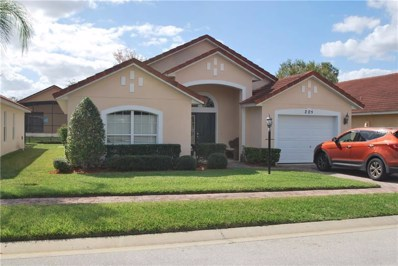 205 Hummingbird Pass, Davenport, FL 33896 - MLS#: O5568025