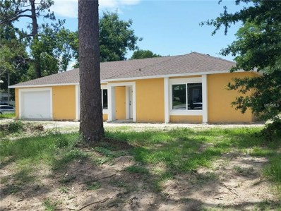 5827 Harrington Drive, Pine Hills, FL 32808 - MLS#: O5568300