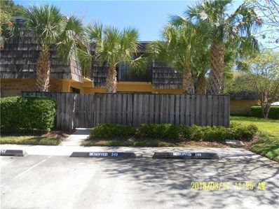 5269 Brook Court UNIT 249, Orlando, FL 32811 - MLS#: O5568547