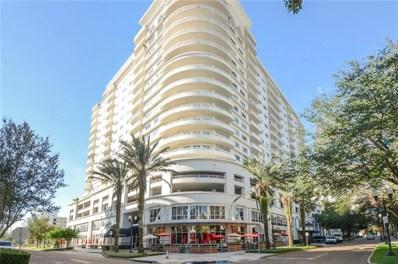 100 S Eola Drive UNIT 508, Orlando, FL 32801 - MLS#: O5569090