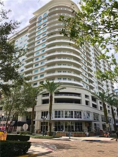 100 S Eola Drive UNIT 713, Orlando, FL 32801 - MLS#: O5569383