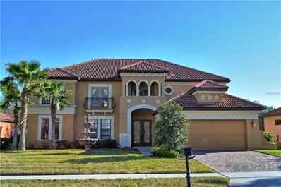 3107 Falconhill Drive, Apopka, FL 32712 - MLS#: O5569637