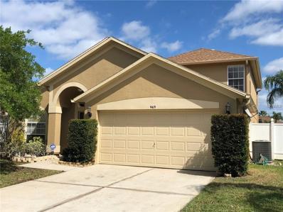 969 Jadestone Circle, Orlando, FL 32828 - MLS#: O5569655