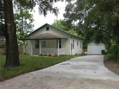 415 N Frankfort Avenue, Deland, FL 32724 - MLS#: O5569659