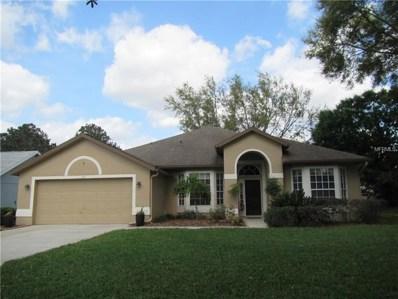 1307 Pleasantridge Place, Orlando, FL 32835 - MLS#: O5569676