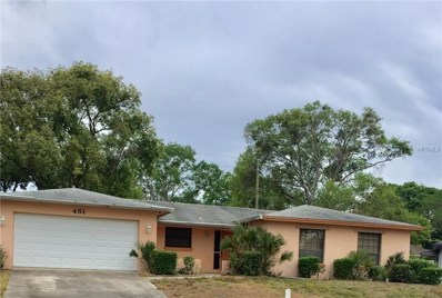 451 Tulip Trail, Casselberry, FL 32707 - MLS#: O5569828