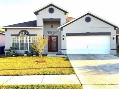 2252 Mallard Creek Circle, Kissimmee, FL 34743 - MLS#: O5569874