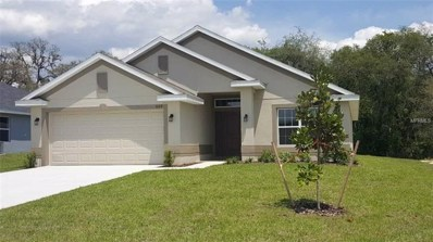 609 Bradley Way, Fruitland Park, FL 34731 - MLS#: O5570283