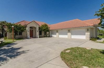 4708 Saxon Drive, New Smyrna Beach, FL 32169 - #: O5570361