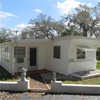 3896 Picciola Road UNIT 113, Fruitland Park, FL 34731 - MLS#: O5570907