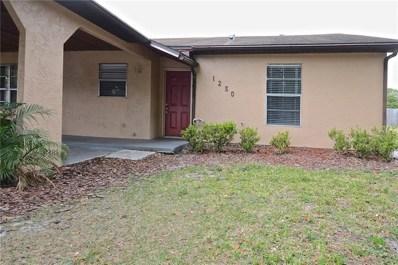 1250 Rich Moor Circle, Orlando, FL 32807 - MLS#: O5570948
