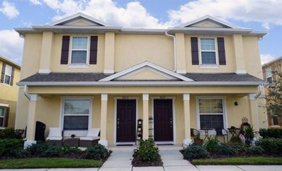 9313 American Hickory Lane, Riverview, FL 33578 - MLS#: O5571028