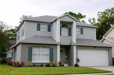 745 N Shine Avenue, Orlando, FL 32803 - MLS#: O5571219