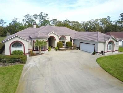 491 Leeway Trail, Ormond Beach, FL 32174 - MLS#: O5571255