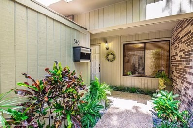 540 S Osceola Avenue UNIT 36, Orlando, FL 32801 - MLS#: O5571636