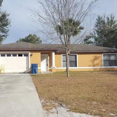 435 Cypress Avenue, Orange City, FL 32763 - MLS#: O5572008
