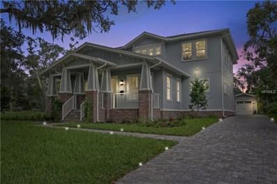 1109 E Jackson Street, Orlando, FL 32801 - MLS#: O5572452