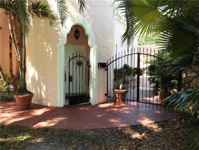 3310 Harrison Avenue UNIT 1, Orlando, FL 32804 - MLS#: O5572830