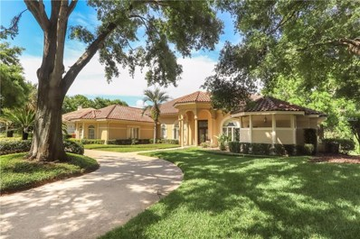 5056 Isleworth Country Club Drive, Windermere, FL 34786 - MLS#: O5572844