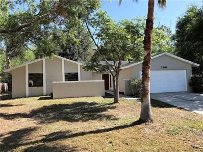 790 Del Prado Drive, Kissimmee, FL 34758 - MLS#: O5573265