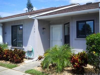 159 Breezeway Court, New Smyrna Beach, FL 32169 - MLS#: O5573323