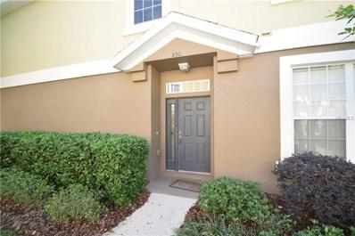 850 Ashworth Overlook Drive UNIT C, Apopka, FL 32712 - MLS#: O5573547