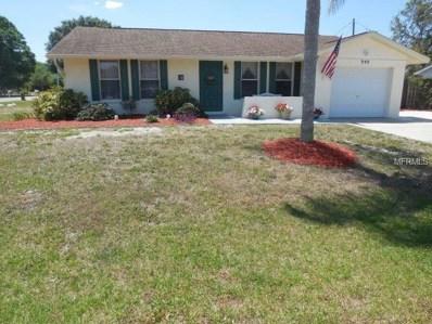 940 Pineland Avenue, Venice, FL 34285 - MLS#: O5573700