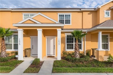1623 Retreat Circle, Clermont, FL 34714 - MLS#: O5573972