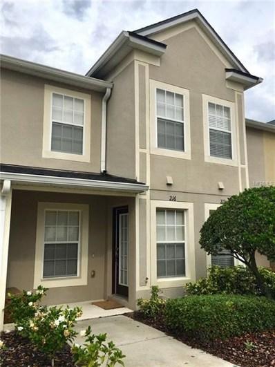 216 Belvedere Way, Sanford, FL 32773 - MLS#: O5700160