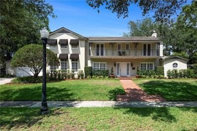 1025 Wilkinson Street, Orlando, FL 32803 - MLS#: O5700984