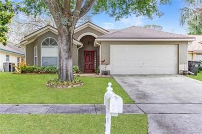 1408 Woodfield Oaks Drive, Apopka, FL 32703 - MLS#: O5701321