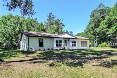 492 N Volusia Avenue, Lake Helen, FL 32744 - MLS#: O5701616