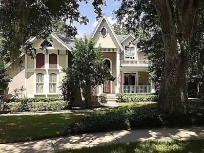 1235 Twin Oaks Circle, Oviedo, FL 32765 - MLS#: O5701708