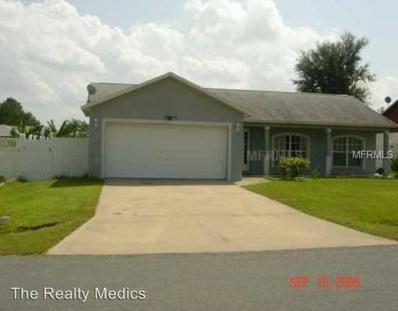 16 Bolton Court, Kissimmee, FL 34758 - MLS#: O5701822