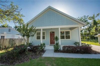 4722 Goddard Avenue, Orlando, FL 32804 - MLS#: O5702004