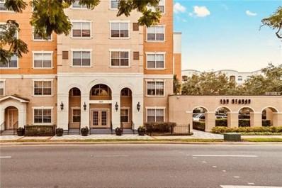 206 E South Street UNIT 4018, Orlando, FL 32801 - MLS#: O5702021