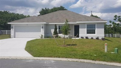 604 Bradley Way, Fruitland Park, FL 34731 - MLS#: O5702099
