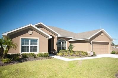 707 Bradley Way, Fruitland Park, FL 34731 - MLS#: O5702120