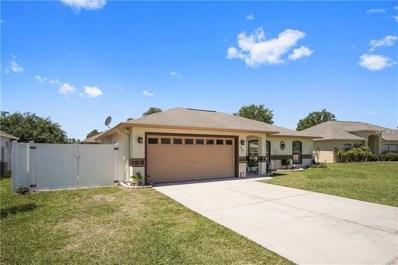 559 Timber Run Lane, Groveland, FL 34736 - MLS#: O5702198