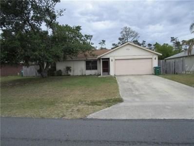 2840 Derby Drive, Deltona, FL 32738 - MLS#: O5702494