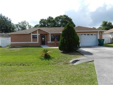 256 Chadworth Drive, Kissimmee, FL 34758 - MLS#: O5702689