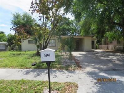 5202 Montague Place, Orlando, FL 32808 - MLS#: O5702982