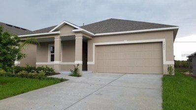 1265 Water Willow Drive, Groveland, FL 34736 - MLS#: O5703085